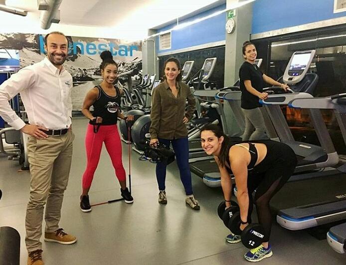 Centros de fitness gimnasios infinit fitness for Gym mas cercano