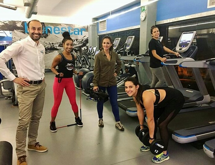 centros de fitness gimnasios infinit fitness